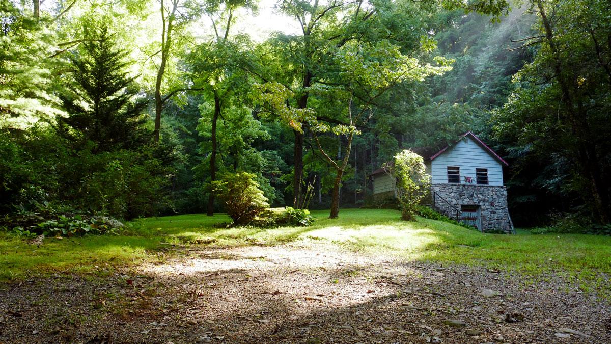 Wilma Dykeman Homestead - Writers Cabin